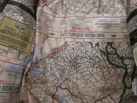 Escape Map top gun