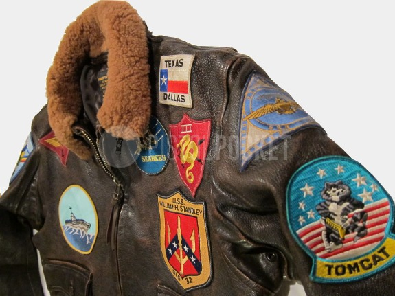giubbotto top gun movie heroes