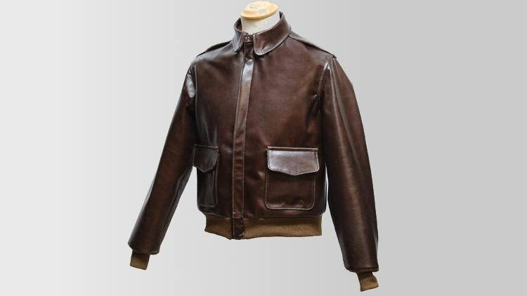 a-2 aeroleather unknown maker