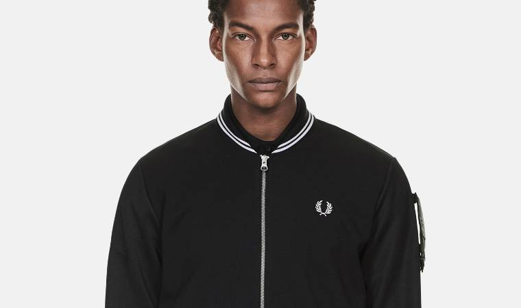Bomber Fred Perry