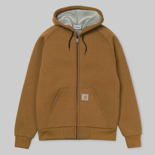 Giacca car lux hooded