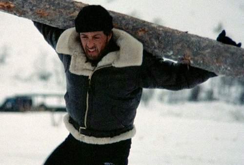 Giubbotto Rocky IV