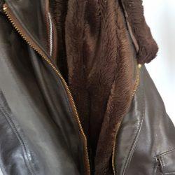 Vendo Schott 684 SM marrone taglia USA 48 (58)