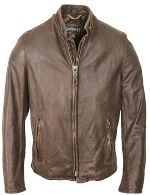 Schott NYC Cafè Racer 654VN Brown