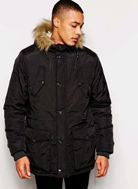 Parka economico New look