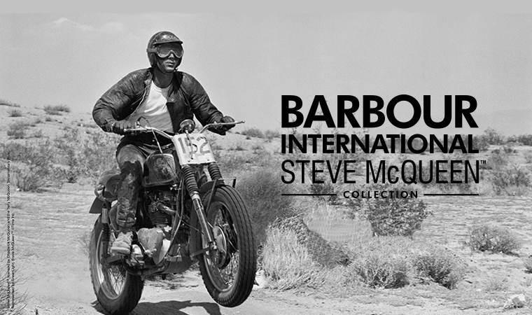 Collezione Barbour Steve McQueen