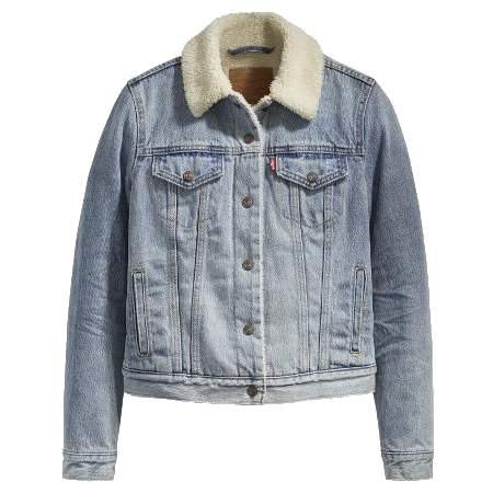Giubbotto Jeans Levi's Sherpa