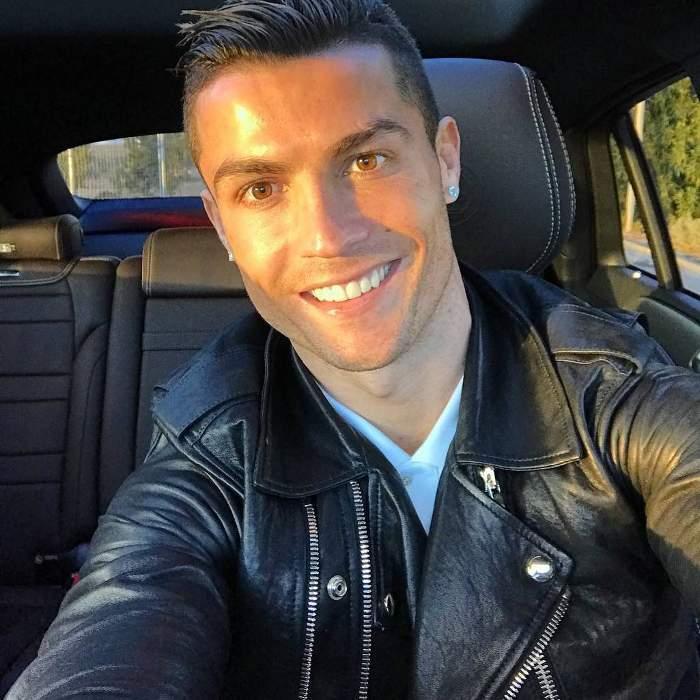Cristiano Ronaldo Chiodo in Pelle