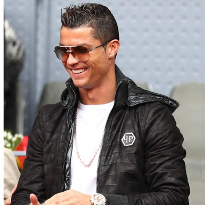 Cristiano Ronaldo Giubbino Philipp Plein